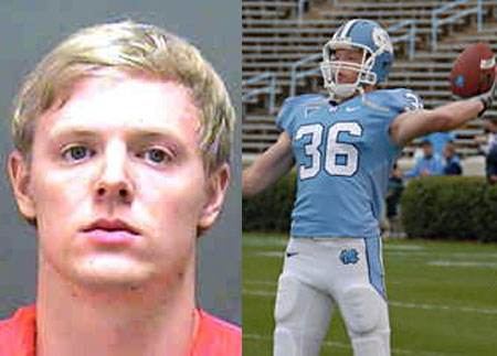 Ex-UNC-Football-Star-Charged-With-Murder