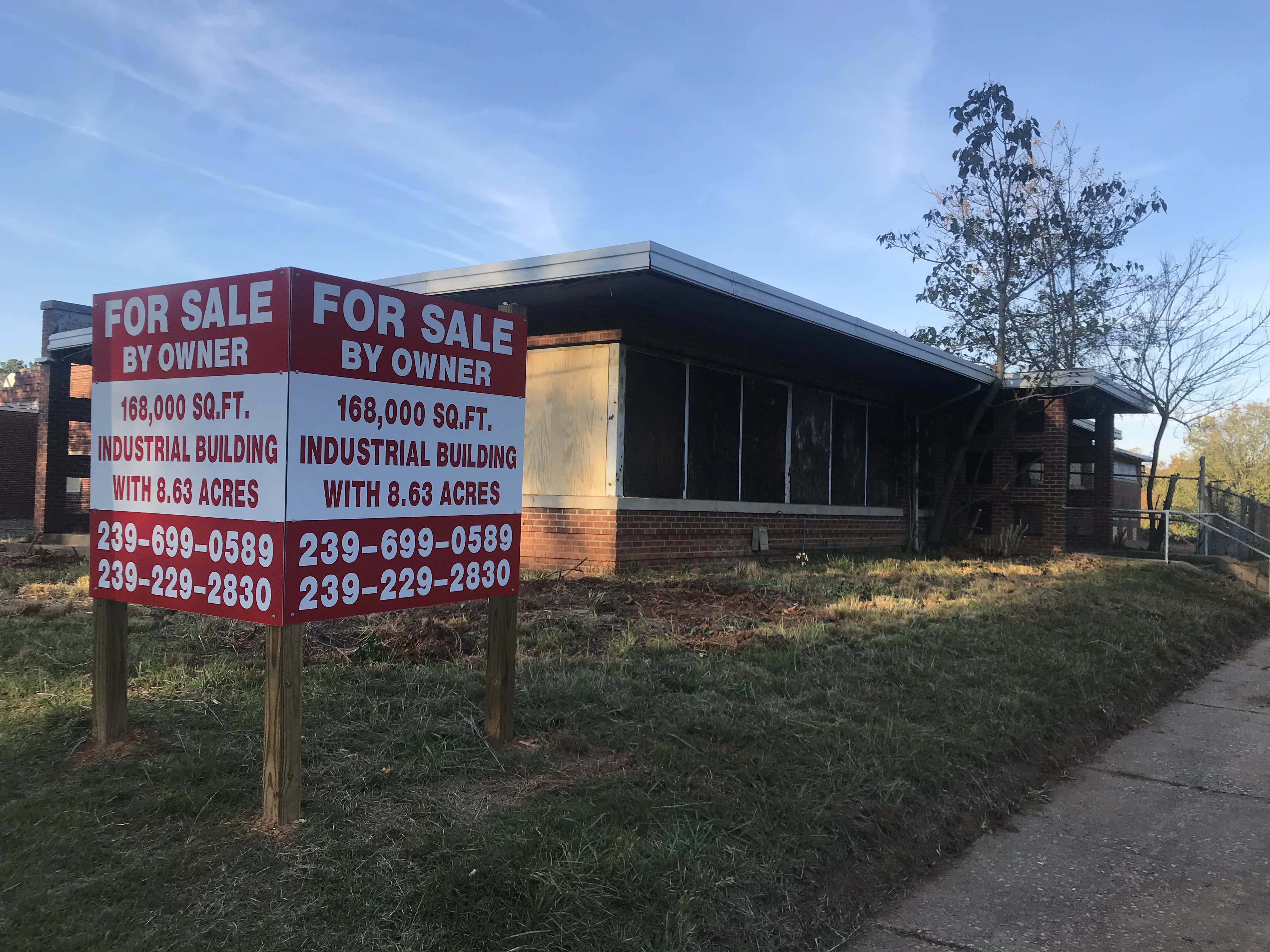 building for sale by owner