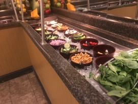 Look at all those veggies.