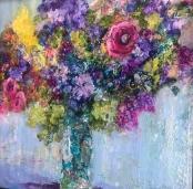 Painting by Gael Hogan